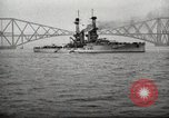 Image of US Battleships Scotland, 1918, second 12 stock footage video 65675061053