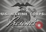 Image of marines Korea, 1952, second 3 stock footage video 65675061058