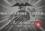 Image of marines Korea, 1952, second 4 stock footage video 65675061058