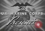 Image of marines Korea, 1952, second 6 stock footage video 65675061058