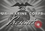 Image of marines Korea, 1952, second 8 stock footage video 65675061058