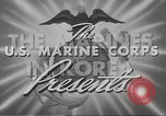 Image of marines Korea, 1952, second 9 stock footage video 65675061058