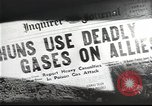 Image of Chemical Warfare Service and Major General William N Porter United States USA, 1944, second 8 stock footage video 65675061087