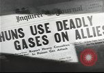 Image of Chemical Warfare Service and Major General William N Porter United States USA, 1944, second 10 stock footage video 65675061087