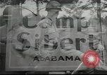 Image of chemical warfare training school Alabama United States USA, 1944, second 6 stock footage video 65675061090