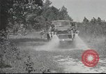 Image of chemical warfare training school Alabama United States USA, 1944, second 11 stock footage video 65675061090