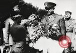 Image of Nazi Croatian leader Ante Pavelic Croatia, 1944, second 12 stock footage video 65675061098