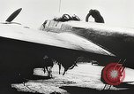 Image of Romanian pilots Romania, 1944, second 9 stock footage video 65675061099