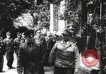 Image of German General Eugen Meidl European Theater, 1944, second 12 stock footage video 65675061102