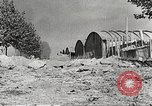 Image of damaged Le Bourget airfield Paris France, 1944, second 10 stock footage video 65675061109
