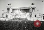 Image of Benito Mussolini Rome Italy, 1940, second 8 stock footage video 65675061114