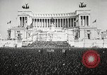 Image of Benito Mussolini Rome Italy, 1940, second 12 stock footage video 65675061114