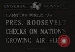 Image of Franklin D Roosevelt Hampton Virginia USA, 1940, second 8 stock footage video 65675061120