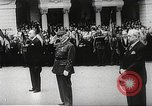 Image of French Marshal Philippe Petain Vichy France, 1940, second 12 stock footage video 65675061124