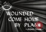 Image of wounded soldiers New York United States USA, 1945, second 1 stock footage video 65675061130