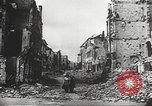 Image of ruins of Hitler's Berlin Berlin Germany, 1945, second 5 stock footage video 65675061131