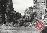 Image of ruins of Hitler's Berlin Berlin Germany, 1945, second 6 stock footage video 65675061131