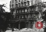 Image of ruins of Hitler's Berlin Berlin Germany, 1945, second 8 stock footage video 65675061131