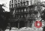 Image of ruins of Hitler's Berlin Berlin Germany, 1945, second 9 stock footage video 65675061131