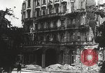 Image of ruins of Hitler's Berlin Berlin Germany, 1945, second 10 stock footage video 65675061131