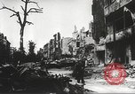 Image of ruins of Hitler's Berlin Berlin Germany, 1945, second 12 stock footage video 65675061131