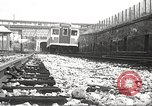 Image of subway train New York United States USA, 1939, second 5 stock footage video 65675061137