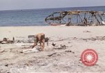 Image of wrecked plane Sicily Italy, 1943, second 10 stock footage video 65675061148