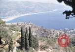Image of Taormina and the Ionian Sea Taormina Sicily Italy, 1943, second 3 stock footage video 65675061153