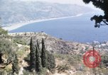 Image of Taormina and the Ionian Sea Taormina Sicily Italy, 1943, second 4 stock footage video 65675061153
