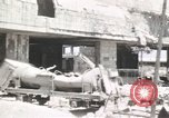 Image of bombed out buildings Sicily Italy, 1943, second 1 stock footage video 65675061154