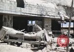Image of bombed out buildings Sicily Italy, 1943, second 2 stock footage video 65675061154