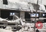 Image of bombed out buildings Sicily Italy, 1943, second 5 stock footage video 65675061154