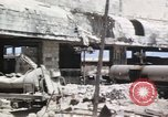 Image of bombed out buildings Sicily Italy, 1943, second 7 stock footage video 65675061154