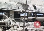 Image of bombed out buildings Sicily Italy, 1943, second 8 stock footage video 65675061154