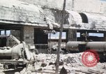 Image of bombed out buildings Sicily Italy, 1943, second 9 stock footage video 65675061154