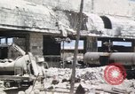 Image of bombed out buildings Sicily Italy, 1943, second 10 stock footage video 65675061154