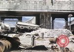Image of bombed out buildings Sicily Italy, 1943, second 12 stock footage video 65675061154