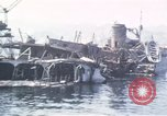Image of wrecked ships Sicily Italy, 1943, second 2 stock footage video 65675061156