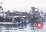 Image of wrecked ships Sicily Italy, 1943, second 3 stock footage video 65675061156