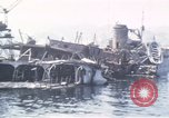 Image of wrecked ships Sicily Italy, 1943, second 4 stock footage video 65675061156