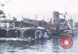 Image of wrecked ships Sicily Italy, 1943, second 8 stock footage video 65675061156