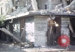 Image of damaged buildings Sicily Italy, 1943, second 6 stock footage video 65675061158