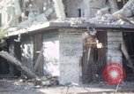 Image of damaged buildings Sicily Italy, 1943, second 7 stock footage video 65675061158