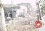 Image of damaged buildings Sicily Italy, 1943, second 8 stock footage video 65675061158