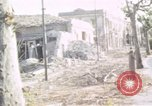 Image of damaged buildings Sicily Italy, 1943, second 9 stock footage video 65675061158