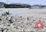 Image of captured airfield Sicily Italy, 1943, second 6 stock footage video 65675061167
