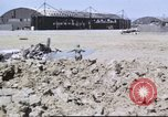 Image of captured airfield Sicily Italy, 1943, second 10 stock footage video 65675061167