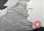 Image of scattered Allied equipment Netherlands, 1944, second 5 stock footage video 65675061173