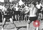 Image of Hitler Youth camp Offenburg Germany, 1942, second 2 stock footage video 65675061198