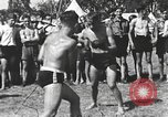Image of Hitler Youth camp Offenburg Germany, 1942, second 4 stock footage video 65675061198